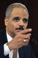 Eric H. Holder Jr.1 Democrats urge federal probe of GOP voter registration operation