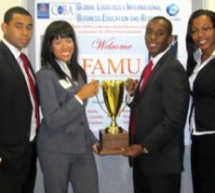 FAMU SBI students place first and second at Globe-Without- Borders Business Case Competition