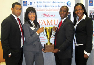 FAMU Team 1 1st Place FAMU SBI students place first and second at Globe Without  Borders Business Case Competition