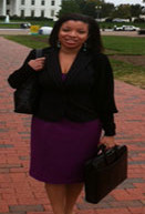 FAMU Environmental Sciences student Viniece Jennings selected to intern at the White House Council of Environmental Quality