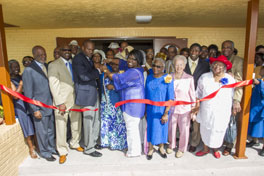 FWC Grand re opening celebration for the Northwest Federated Woman's Club