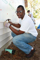 PSC participates in Habitat build for October's Energy Action Month