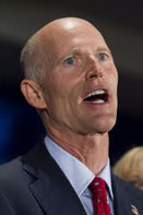Gov. Scott Has Florida's reached a five year high in consumer confidence?