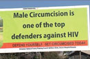 H Men Get Circumcised Men get circumcised to raise HIV Awareness