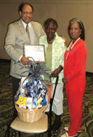 Hospital ambassador recognized for community advocacy