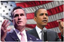PRESIDENT OBAMA AND ROMNEY Why this election makes me sad and sick