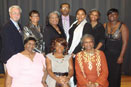 SICKLE CELL Honorees2 Thirty  fifth annual appreciation banquet: One Cause, One Community