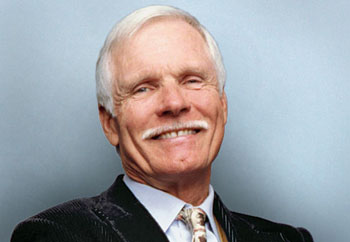 Ted Turner1 Obama Strong on Environmental Issues Gets the Nod from Ted Turner
