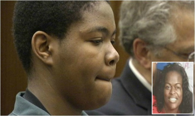 detroit teen gets 25 50 years for killing mom 14 year old killed own mother
