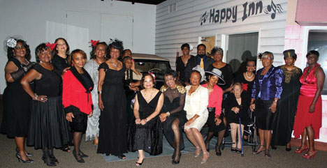 fab40group1libraypic Friends of the Broward County African American Research Library and Cultural Center plans 10th anniversary gala