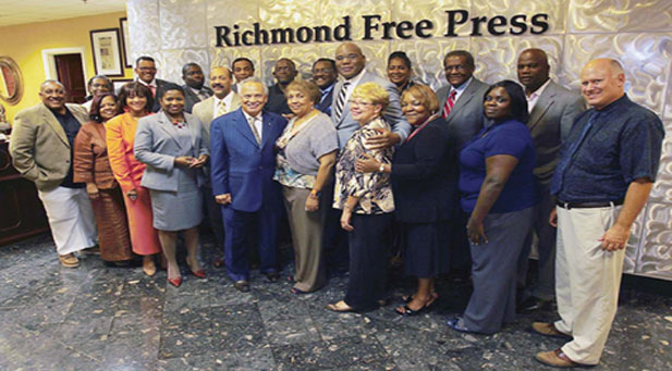 group Black publishers frame coalition with Black churches and Black universities to address socio economic issues during NNPA Annual Retreat