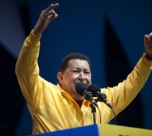 Hugo Chavez says he'd vote for Obama