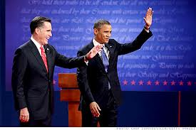 obame The Vice Presidential debate between Joe Biden and Paul Ryan in the run up to the general election in November.