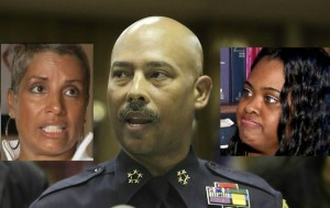 ralph godbee sex scandal lieutenant monique patterson1 300x189 Detroit's Top Cop Retires Amid Sex Scandal