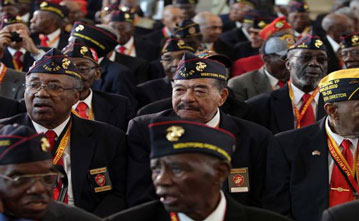 Black Marines made history2 Black Marines made history, get overdue recognition