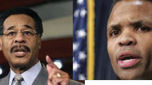 Chairman of the Congressional Black Caucus  expresses disappointment in Jackson's resignation