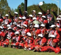 Inner city football team makes history and wins it's first ever bid to Pop Warner's National Championship