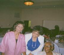 Catherine Pratt celebrates gala 90th birthday