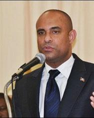 Prime Minister of Haiti lar EUR Book Look: 'The Black Church: Where women pray and men prey'