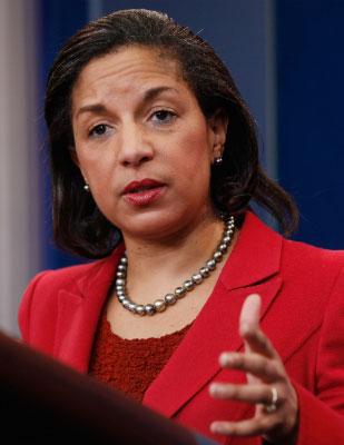 SUSAN RICE DEBATES2 UN Ambassador Susan E. Rice