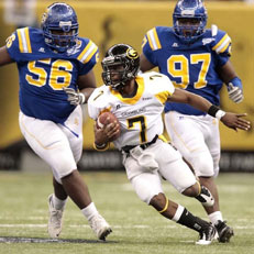 Southern Southern ends season with win over Grambling in Bayou Classic, 38 33