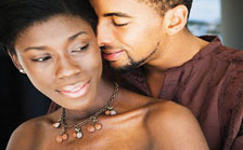 african american couple fli1 HIV couples: When they've got it, but you don't