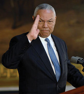 amd colin powell Republicans want Colin Powell to leave the party and become a Democrat