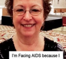 Stories behind Facing AIDS: Why do I face AIDS?