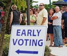 DEMOCRATS FILE BILLS TO INCREASE EARLY VOTING HOURS