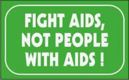 Color AIDS Justice Department: Fighting discrimination against People Living with HIV