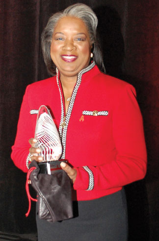 JASMINE SHIRLEY BROWARD HOU Broward House recognizes Broward Health Vice President