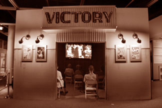 L Before it closes2 Before it closes: Last month for free Saturday afternoon matinees in the Victory Theater