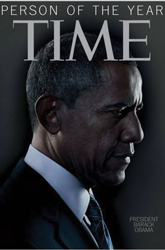 Obama is Times Person of th Obama is Time's person of the year, but...