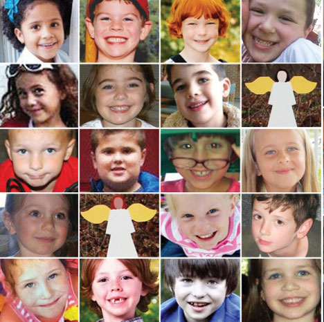 SANDY HOOK CHILDREN THIS ON Twas' 11 days before Christmas...