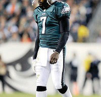 What's market for Michael Vick?