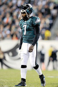 Sports Page Michael Vick3 What's market for Michael Vick?