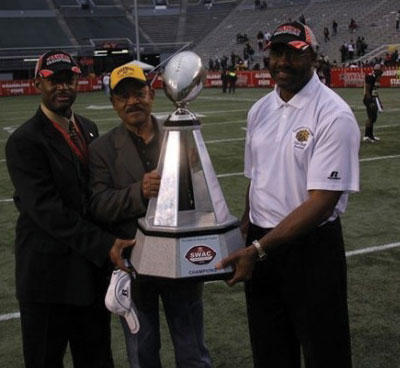 Sports Page SWAC Championsh UAPB makes history with