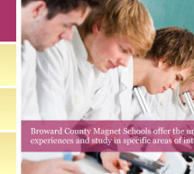 Magnet Programs And Nova Schools Application Window Now Open