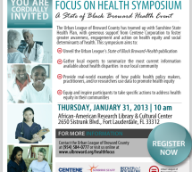 Register Now: Focus on Health Symposium | January 31s