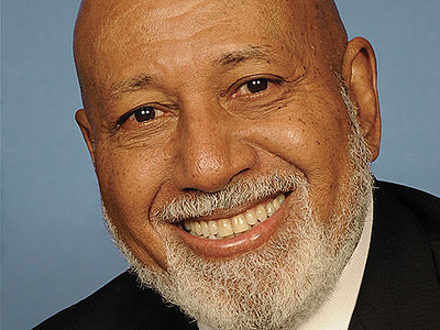 "490px Alcee Hastings Hastings Votes Against the ""No Budget, No Pay Act"""