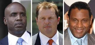 Baseball Hall Fame1 Barry Bonds, Roger Clemens, Sammy Sosa denied entry to baseballs Hall of Fame