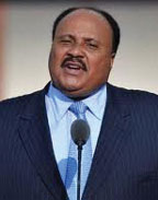 YMCA of Broward County welcome nationally accliamed Martin Luther King, III