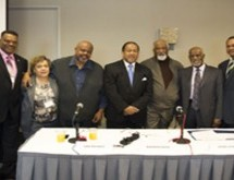 Wilmington Ten commends the NNPA during Mid-Winter Conference in Fort Lauderdale