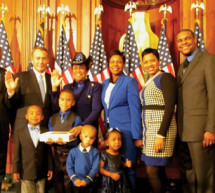 U.S. Representative Frederica Wilson sworn in to the 113th Congress
