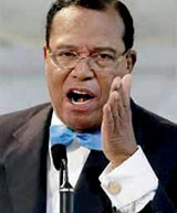 Louis Farrakhan (born Louis Eugene Walcott; May 11, 1933) is the National Representative of the Nation of Islam.