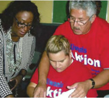 Kiwanis of Central Broward expands services through the Broward County Community Action Agency, Inc.