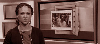 MSNBC Host Melissa Harris P MSNBC Host Melissa Harris Perry defends Obama's mostly white, male Cabinet