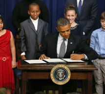 23 Executive Orders on gun control signed by the President