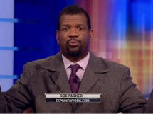 Parker suspended from ESPN Minstrel Show