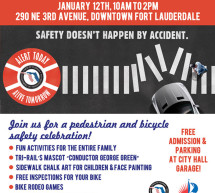 Safety Street Party – Saturday, January 12